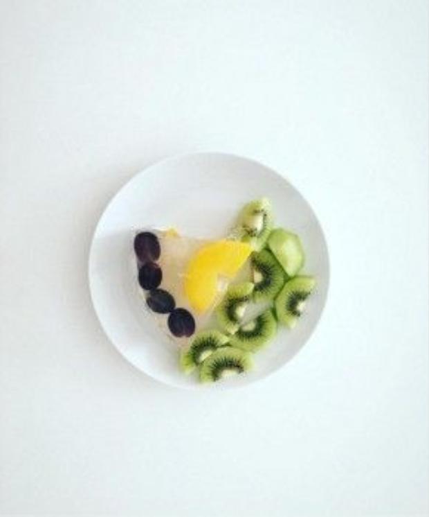 Phạm Hương không ăn tinh bột vào bữa sáng. Cô thường chọn trái cây và các loại nước ép