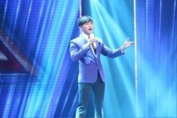 Chàng Bi Rain phiên bản Việt chia sẻ, đến với chương trình, anh muốn mang đến thông điệp rằng: Những người tuổi trẻ với phong cách trẻ trung nhưng vẫn thể hiện được những ca khúc bất hủ đi cùng năm tháng.