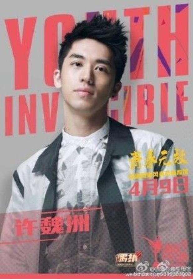 Ngụy Châu ghi dấu ấn không chỉ bởi khả năng diễn xuất, ngoại hình điển trai, mà giọng hát ngọt ngào của anh cũng được đông đảo fan yêu thích.