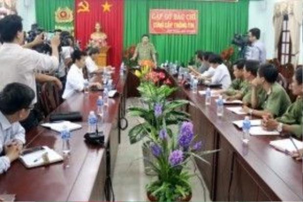 Công an tỉnh Bình Thuận cung cấp thông tin chính thức về vụ án bắt cóc trẻ em tại huyện Tuy Phong (tỉnh Bình Thuận).
