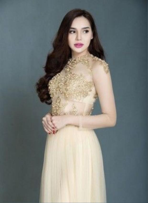 Hoa hậu Diệu Hân.