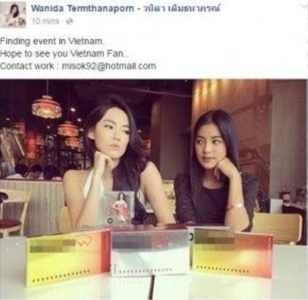 """Hai nữ diễn viên đảm nhận vai Katun và Lee đang """"tìm đường"""" sang Việt Nam."""
