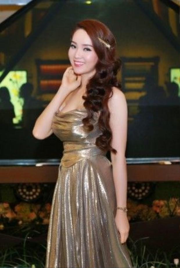 Với gương mặt khả ái, lối dẫn chuyện truyền cảm, Thụy Vân được tin tưởng giao làm MC cho buổi dạ tiệc. Hiện tại, Thụy Vân là BTV của Đài Truyền hình Việt Nam. Những lúc rảnh rỗi, người đẹp thường tham gia các sự kiện của Vbiz.