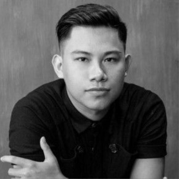 NTK trẻ Quang Nhật - gương mặt hứa hẹn sẽ mang đến đầy sự bất ngờ cho giới mộ điệu ở Vietnam International Fashion Week 2016 lần này.