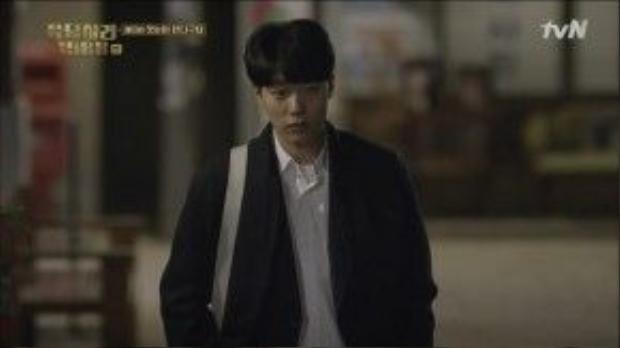 Ryu Joon Yeol trong vai Kim Jung Hwan