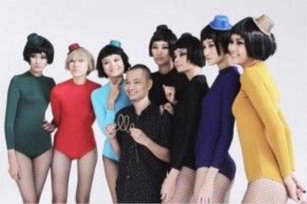 Dzũng Yoko khẳng định mình không lựa chọn nhà thiết kế dựa trên mối quan hệ cá nhân hay tên tuổi của họ để PR cho chương trình mà tiêu chí lựa chọn hàng đầu phải là tài năng.