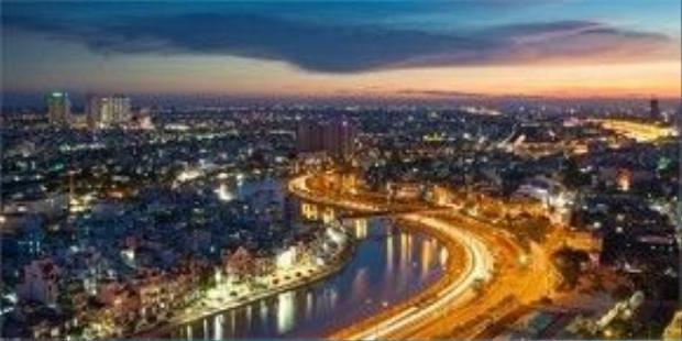 TP. Hồ Chí Minh, Việt Nam (Ảnh: Shutterstock)
