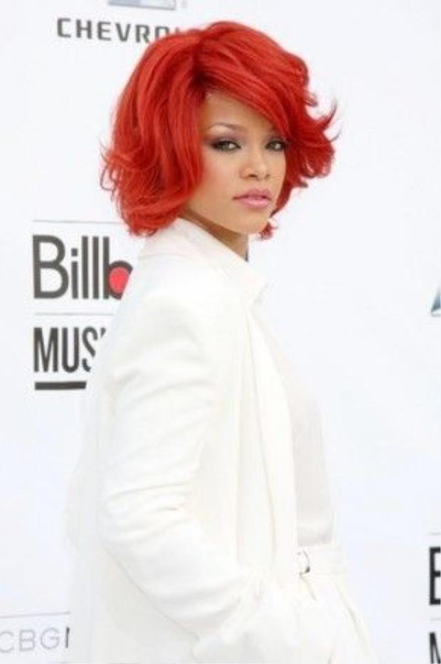 'Nữ hoàng single' Rihanna với 3 đề cử choTop R&B Album,Top R&B Artist,Top Female Artist.