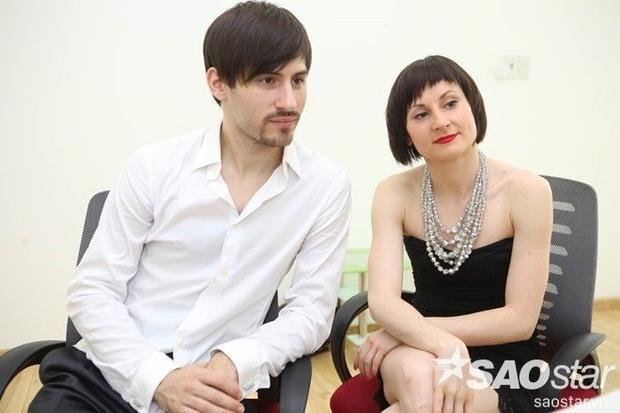Kiện tướng quốc tế Lukas Katerina: S.T là một vũ công quá tuyệt vời về mặt kỹ thuật