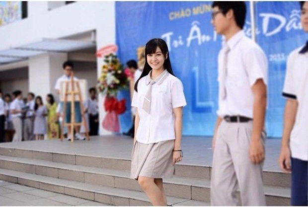 Trò chuyện với nữ sinh 16 tuổi đại diện Việt Nam dự Diễn đàn lãnh đạo trẻ thế giới