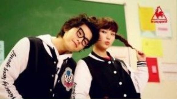 Nữ ca sĩ yêu thích của Song Joong Ki là IU.