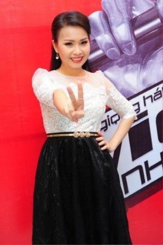Cẩm Ly được cho là một trong những cô giáo 'mát tay' nhất nhì showbiz Việt khi đào tạo thế hệ tài năng nhí hát nhạc dân ca.
