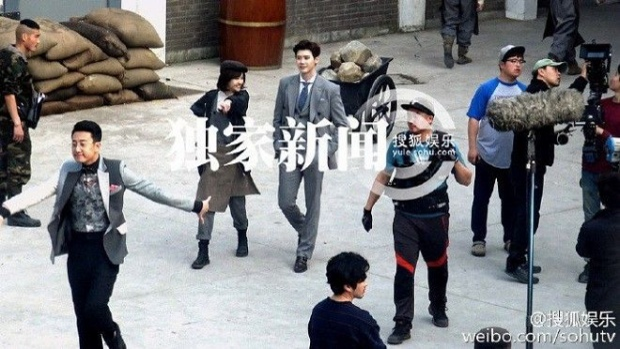 4 cặp con lai bom tấn Trung  Hàn nào thống trị màn ảnh Hoa ngữ năm nay?