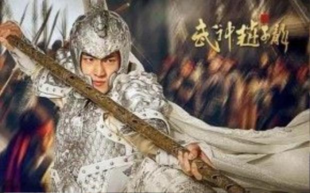 Tạo hình người anh hùng Triệu Tử Long