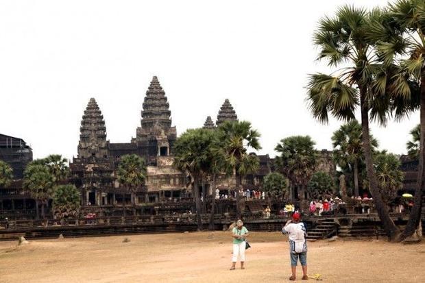 Trải nghiệm du lịch đất Campuchia của một người bận rộn