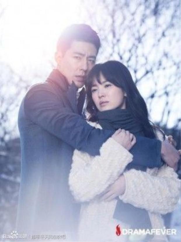 Jo In Sung - Song Hye Kyo khuấy đảo màn ảnh châu Á với Gió mùa đông năm ấy.