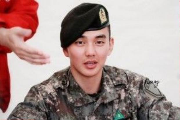 Hình ảnh Yoo Seung Ho trong lòng khán giả trở nên cực kỳ đẹp sau khi anh tự nguyện nhập ngũ khi tuổi đời còn quá trẻ.