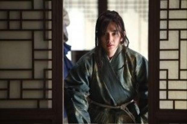 Mỗi lần tham gia dự án phim cổ trang, Yoo Seung Ho đều mang đến sự thích thú, ngỡ ngàng cho khán giả.
