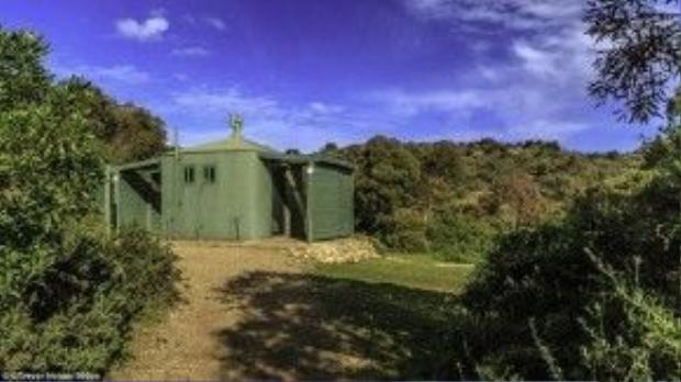 Waitpinga, Australia: Toilet sinh thái này là điểm dừng chân hoàn hảo cho du khách trên đường tới bãi biển Waitpinga ở vịnh Encounter, Nam Australia.