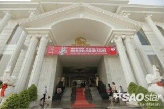 Vòng sơ tuyển khu vực miền Trung được diễn ra tại Eden Plaza, Đà Nẵng.