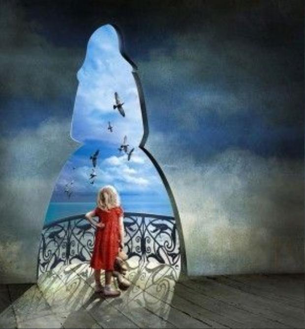 Chúng ta ai cũng khao khát thoát ra khỏi những rào cản cuộc sống để hướng tới tự do .