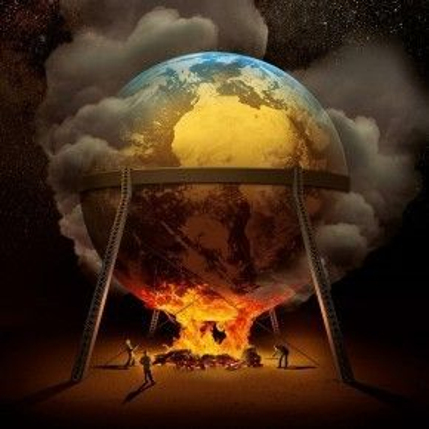 Con người đang tự hủy hoại nguồn nuôi dưỡng mình .