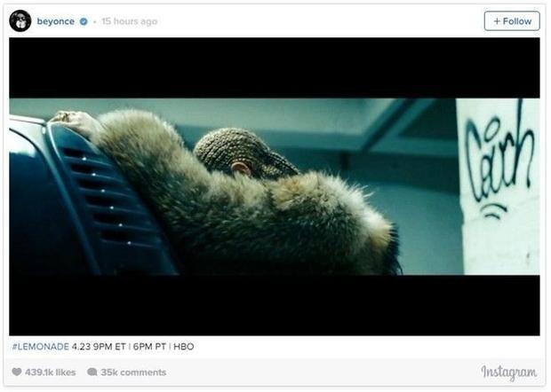 Beyoncé tung teaser khó hiểu: là bộ phim hay album mà fans mong chờ?
