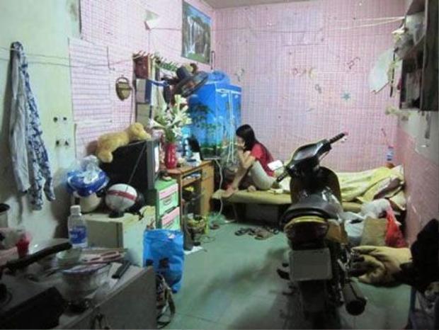 Nhiều cặp vợ chồng Sài Gòn có nhà tiền tỷ vẫn đi ở trọ