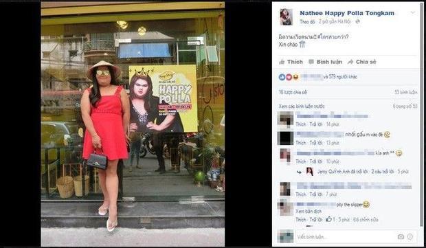 Cư dân mạng siêu thích thú trước tin Happy Polla đang có mặt tại Hà Nội