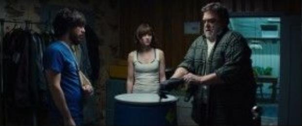 Ba diễn viên chính tung hứng ăn ý xuyên suốt câu chuyện.