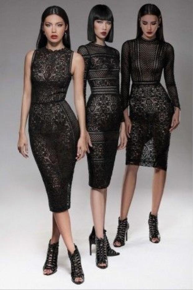 Theo tiết lộ của Chung Thanh Phong, những thợ may đảm nhận thực hiện Limited đều phải giàu kinh nghiệm và có tay nghề lão luyện, chỉ cần chệch một vài đường kim mũi chỉ, chiếc váy xem như hỏng hoàn toàn không thể cứu chữa.