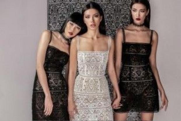 """…Tôi muốn tạo ra những váy giúp phụ nữ cảm thấy họ luôn là số một và hoàn hảo theo cách của mình""""."""