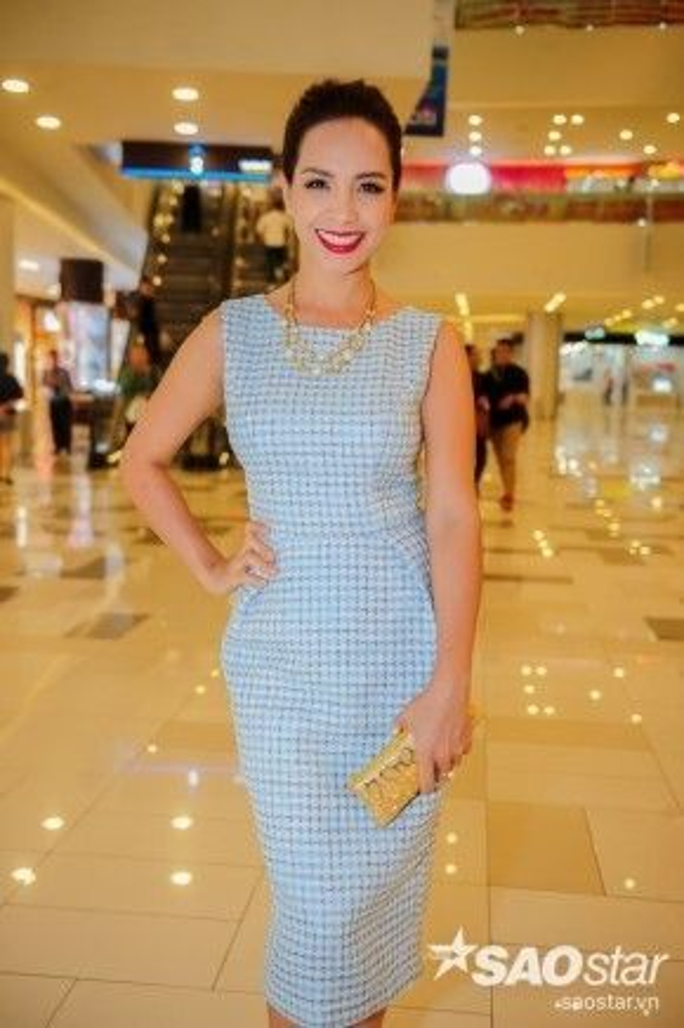 Cựu người mẫu Thúy Hạnh