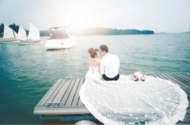 Hồ Đại Lải.