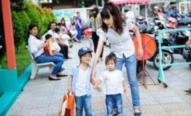 Tuy học phí thấp nhưng các bé vẫn được tham gia rất nhiều hoạt động ngoại khóa.