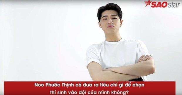 Noo Phước Thịnh: Tôi nhận lời làm HLV Giọng hát Việt nhí để chuẩn bị cho việc lập gia đình