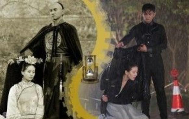 """Bộ bộ kinh tâm, Bộ bộ kinh tình - một trong những bộ phim """"gây bão"""" trên màn ảnh Trung Quốc nhờ chuyện tình vượt thời gian."""
