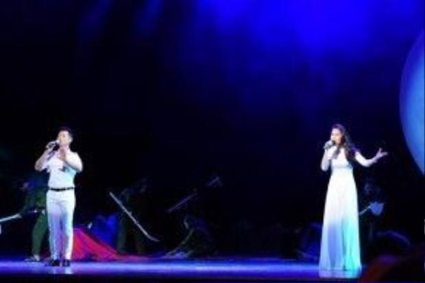 Nữ ca sĩ Hiền Thục 'góp giọng' cùng Đức Tuấn với Cô gái mở đường.