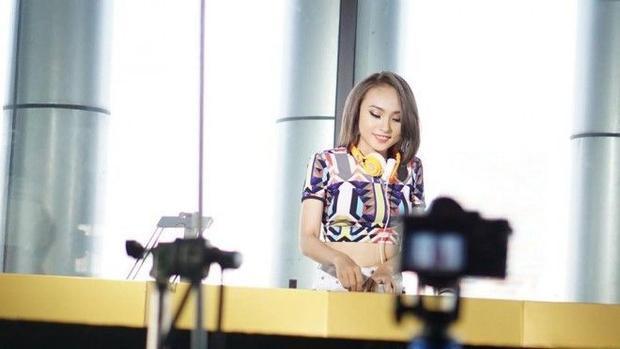 Chiêm ngưỡng body cực hot của tứ đại mỹ nhân làng DJ Việt