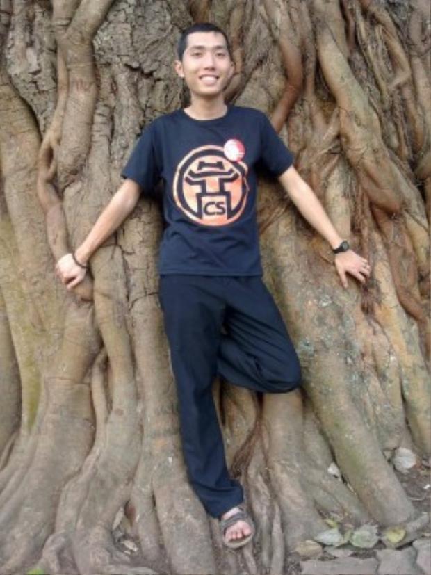 Ngô Sơn Hà (26 tuổi, Hà Nội) là một người đồng tính vô tính.