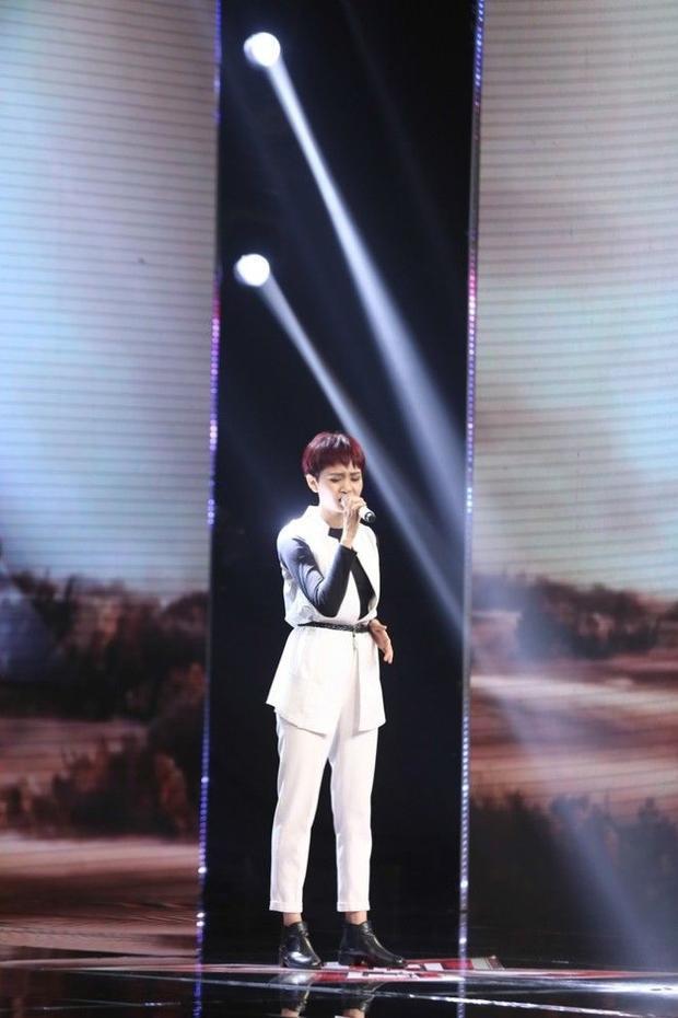 Tập 4 X Factor: Bản sao Miu Lê xuất hiện, chia sẻ mới bị người yêu bỏ
