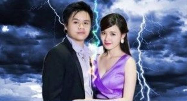 Phan Thành và người yêu cũ Midu.