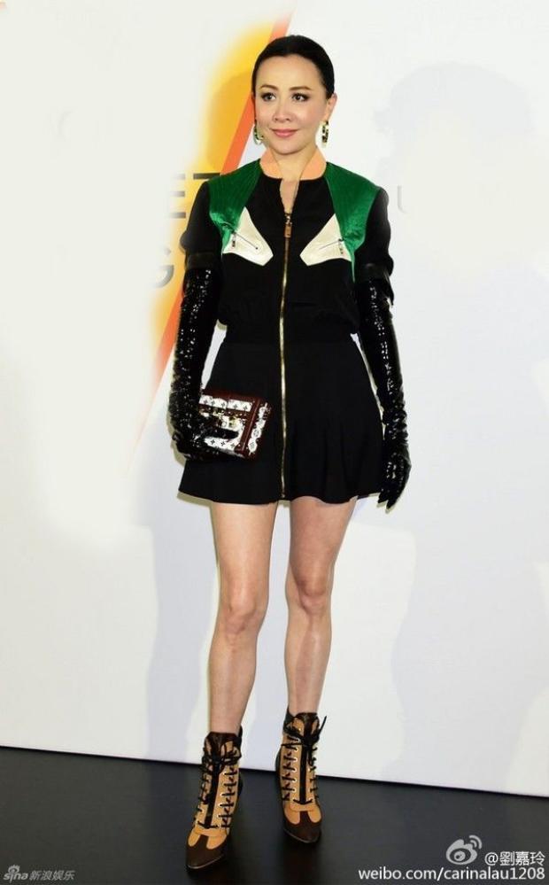 Yoona (SNSD) nổi bật so kè sắc đẹp với Phạm Băng Băng