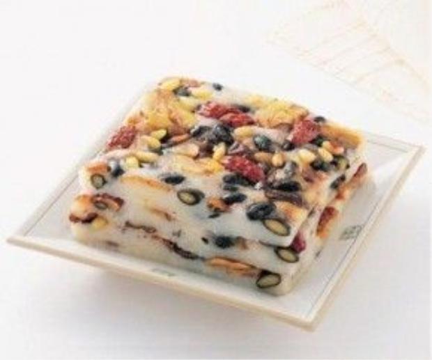 Bánh nếp ăn vào dịp tết Trùng Dương. Ảnh: Baidu