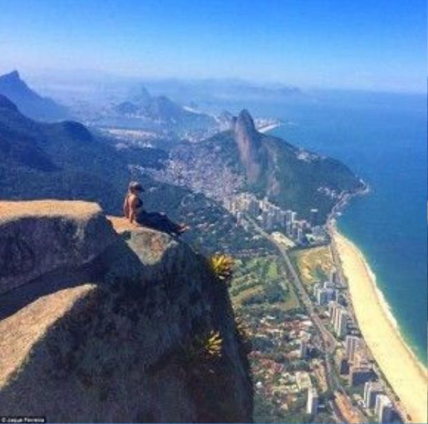 Ngoài ra, bạn cũng nên luyện tập thể lực cho những chuyến hành trình dài thế này. Nên nhớ: leo núi không phải là môn thể thao đơn giản đâu.