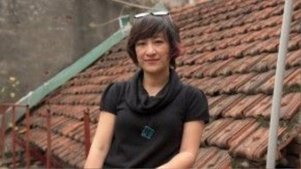 Phó Giáo Sư Phạm Thúy Loan, Phó giám đốc Viện Kiến trúc Việt Nam.
