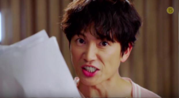 Ji Sung vẫn diễn tốt từ vai đanh đá…