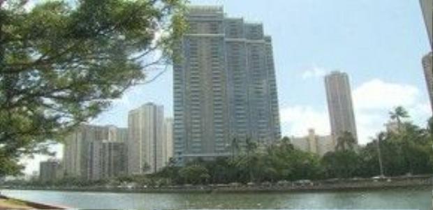 Căn hộ cao cấp thuộc khu chung cư 50 tầng tại Mỹ của Song Hye Kyo.