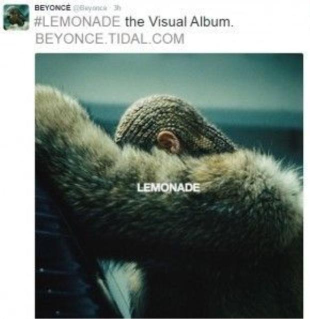 Beyoncé đã có dòng tweet đầu tiên sau 3 năm 'bỏ rơi' Twitter.
