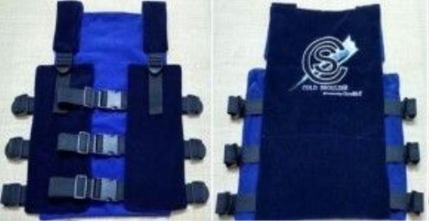 Áo Cold Shoulder Vest được bán với giá khoảng 3.350.000VND